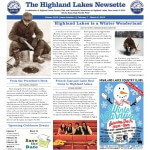Highland Lakes Newsette 2015.02.07 Cover