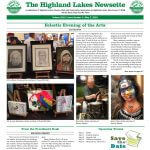 Highland Lakes Newsette 2016.05.07 Cover